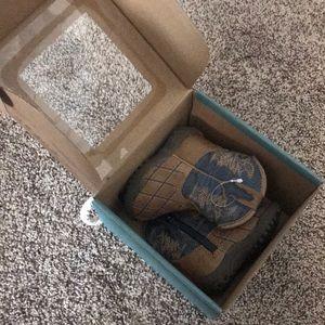 Infant Roper Boots